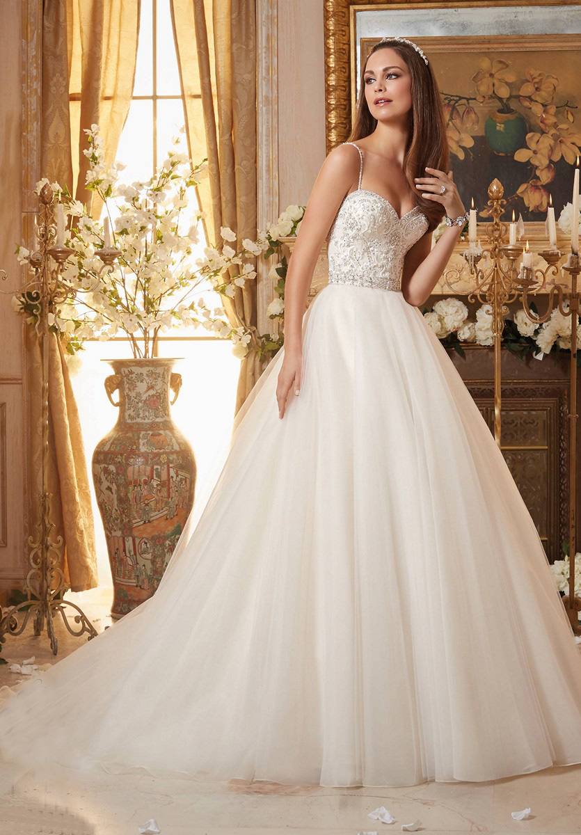 Mori lee 5463 wedding dress for Mori lee wedding dresses