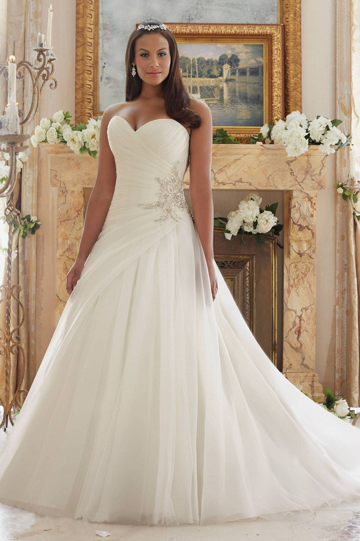 Mori lee julietta 3203 wedding dress for Free plus size wedding dress catalogs