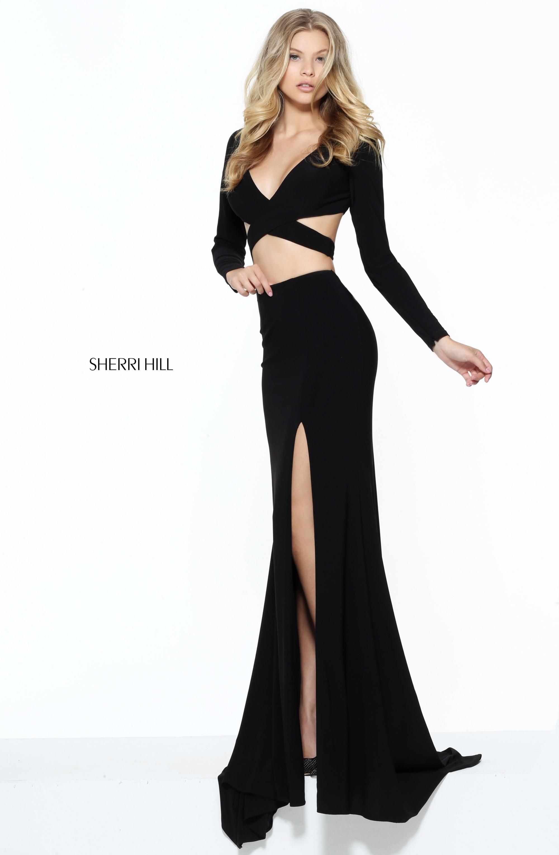 Sherri Hill 50920 Prom Dress | MadameBridal.com