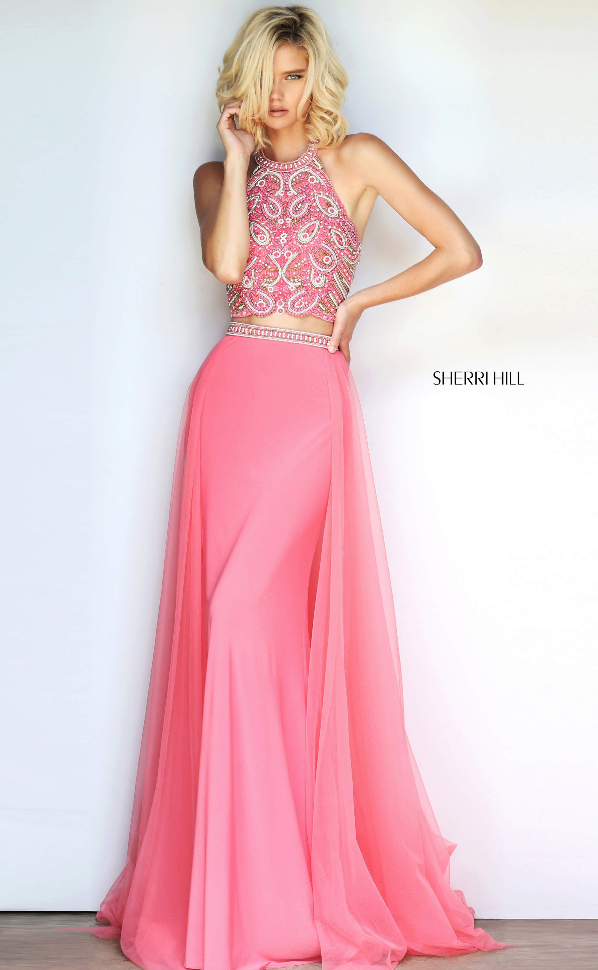 Sherri Hill 50981 Prom Dress | MadameBridal.com