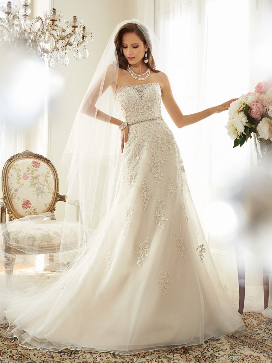 Sophia Tolli Y11575 Rosella Wedding Dress
