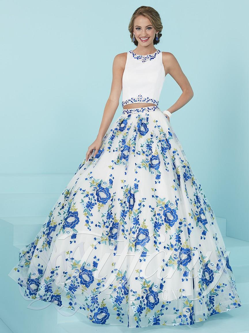 Tiffany Designs 16232 Prom Dress Madamebridal Com