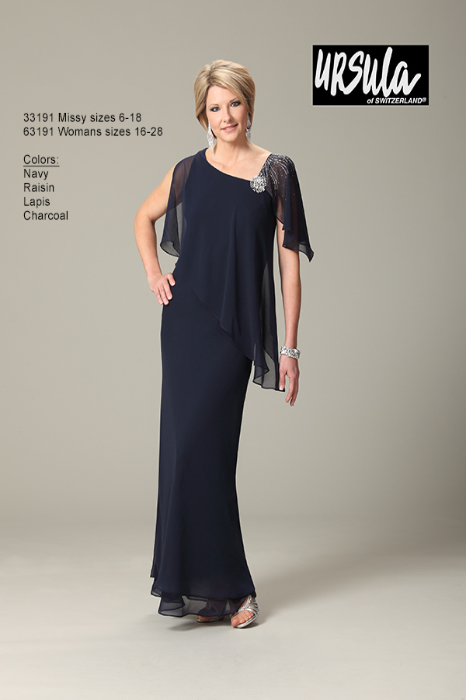 Ursula Of Switzerland 63191 Dress Madamebridal