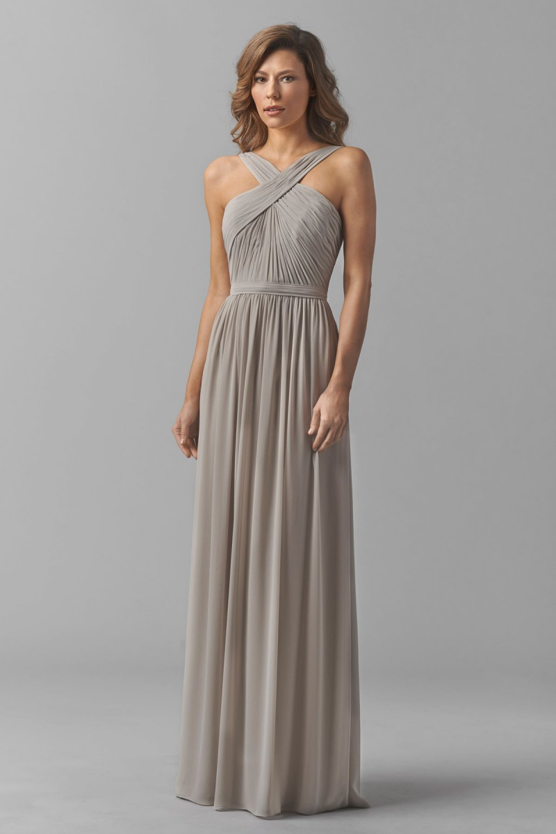 Watters 8543i Micah Bridesmaid Dress Madamebridal Com